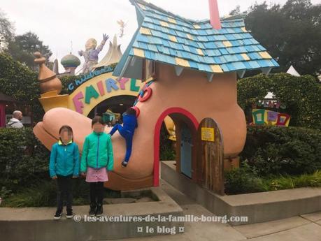 Children's Fairyland à Oakland, un parc à thème pour les jeunes enfants