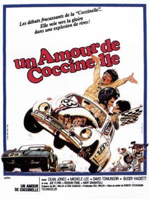 Un Amour de Coccinelle (1968) de Robert Stevenson