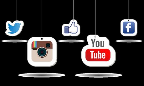 Résultats de recherche d'images pour «youtube facebook instagram»