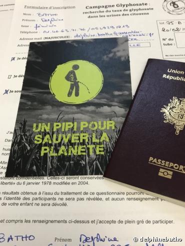 Campagne glyphosate : bientôt des tests dans 75 départements français, des milliers de résultats attendus