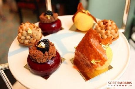 Le shangri la hotel Paris : Le quatrième meilleur salon de thé de la capitale !