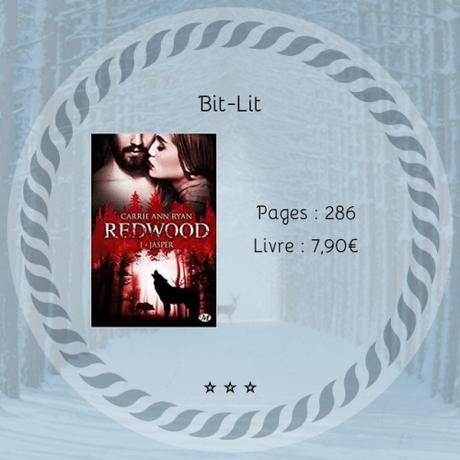 Redwood #1 – Jasper » Carrie Ann Ryan