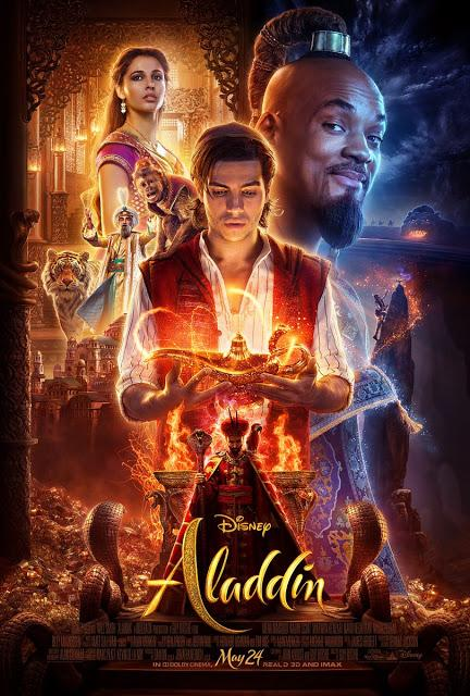 Aladdin : Nouvelle Bande annonce et Poster !