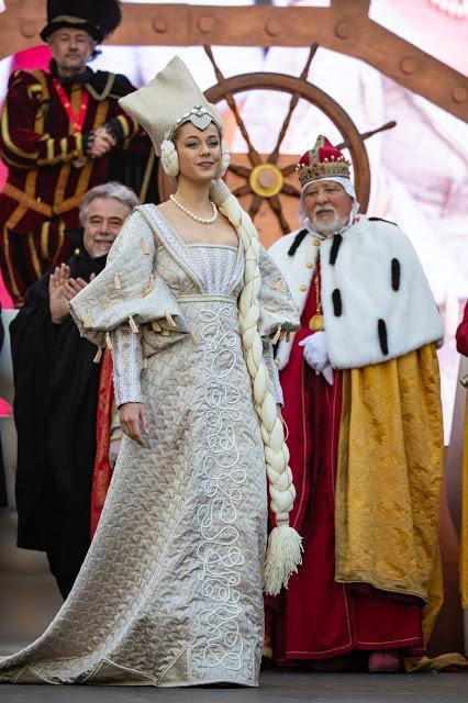 CARNAVAL DE VENISE 2019 : La désignation de deux Marie