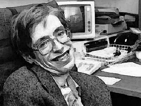 Stephen Hawking, Dieu, les quarks, le football, l'origine du monde, le handicap et le Nobel
