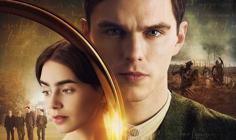 Affiche US pour Tolkien de Dome Karukoski