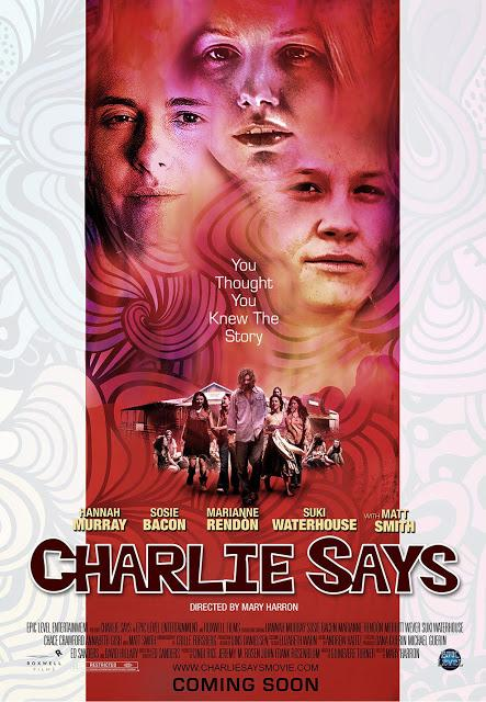 Premier trailer pour Charlie Says de Mary Harron