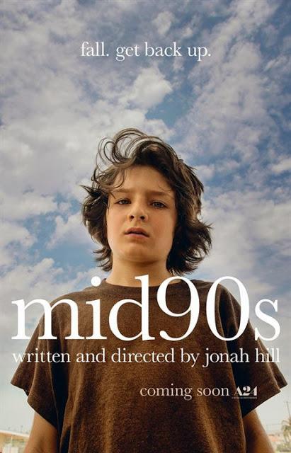Bande annonce VOST pour 90's de Jonah Hill