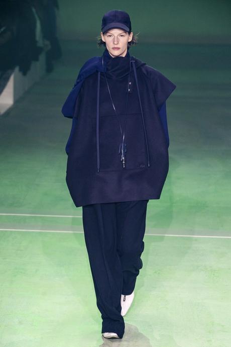 Louise Trotter redéfinit la silhouette Lacoste