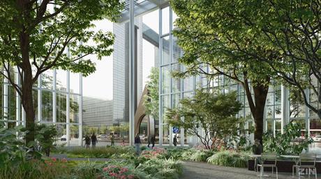 ZIN : Un projet iconique pour les tours WTC 1 et 2
