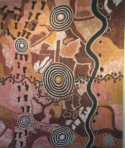 Rêves Aborigènes & Insulaires d'Australie jusqu'au 31 Mars 2019 – Maison des arts d'Antony-