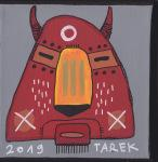 Exposition | Tarek is back | les peintures #2