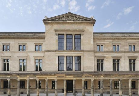Visiter Berlin et le neues museum