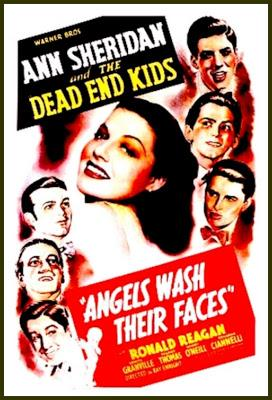 The Angels wash their faces - Ray Enright (1939)