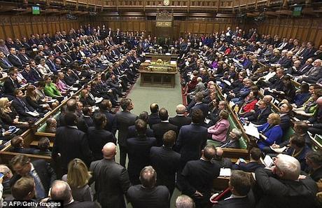 Les méandres de Westminster