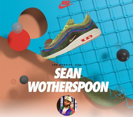 Nike et Sean Wotherspoon c'est terminé
