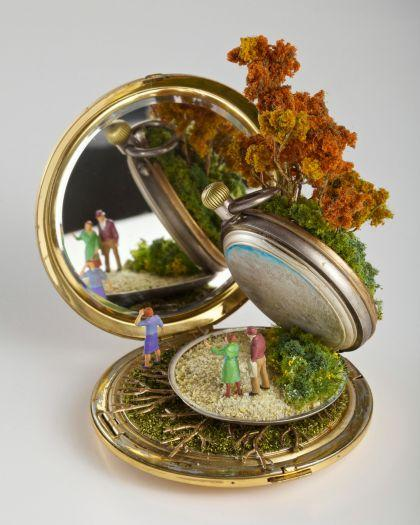 Univers miniature de Kendal Murray