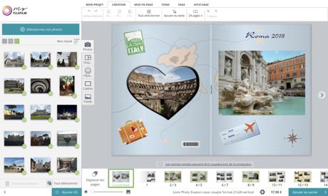 [Voyage] Profitez de vos photos grâce au livre photo Evasion de myFUJIFILM