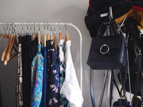 Dressing detox : mes astuces pour faire le tri dans son dressing