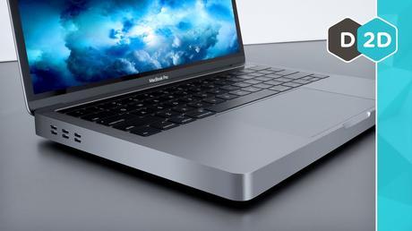 Macbook : un youtubeur supplie Apple de construire des ordinateurs plus épais