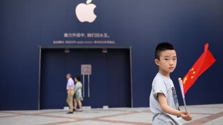 Apple : le marché chinois s'intéresse de moins en moins à l'iPhone