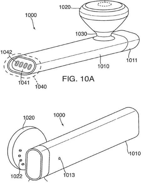 Brevet Apple : des AirPods avec mini-écrans et boutons ?