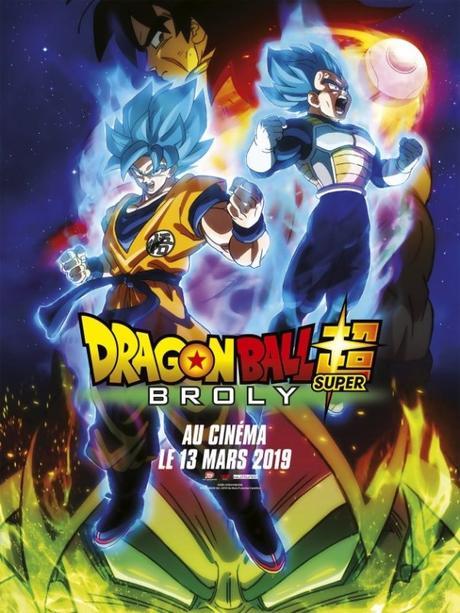 Dragon Ball Super Broly : un petit retour.
