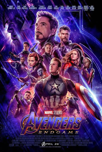 Avengers : Endgame : Nouvelle bande annonce et poster officiel !