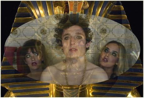 Le buffet: Paupière dans le festin pharaonique