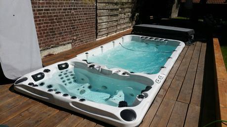 Tout savoir sur le spa de nage