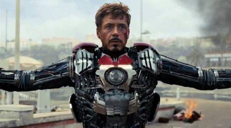 Le Marvel: 1:3: Iron Man 2 (Ciné)