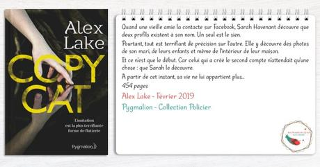 Copy cat – ALex Lake