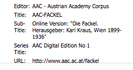Karl Kraus, anti-journaliste. Cécité et lucidité à tout prix