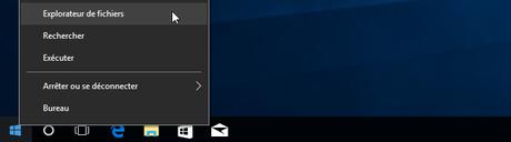 Comment afficher par défaut la vue « Ce PC » à l'ouverture de l'Explorateur de fichiers de Windows 10