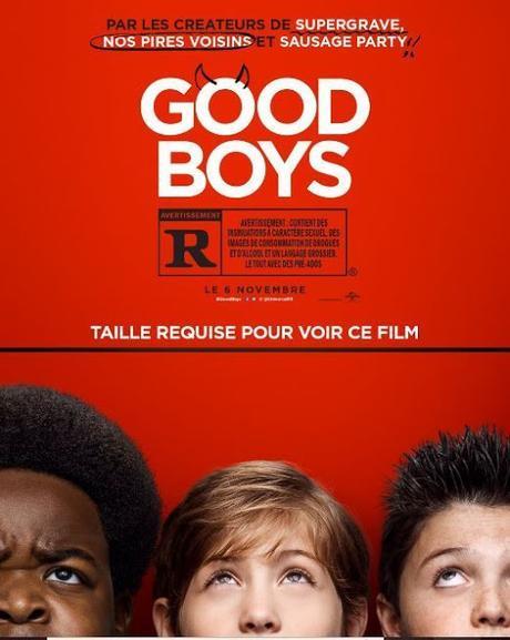 Première bande annonce VOST pour Good Boys de Lee Eisenberg et Gene Stupnitsky