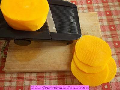 Carpaccio de Butternut (Vegan)