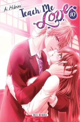 Teach me love, tome 10 d'Ai Hibiki