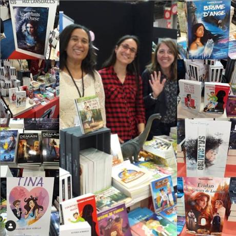Salon du livre paris 2019 - 2ème journée en express