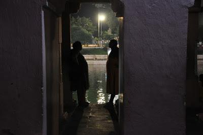 Un soir ordinaire à Bodhgaya (Bihar)