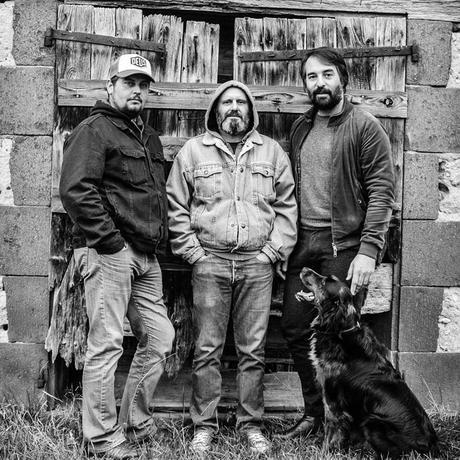 Album - The Marshals – Les Bruyères Session