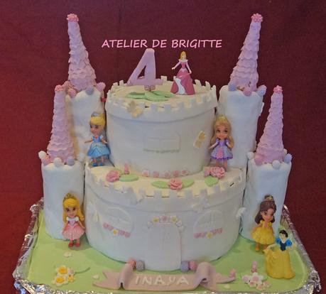 Le Château de ma petite Princesse