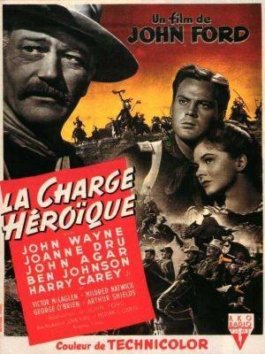 La Charge Héroïque (1949) de John Ford