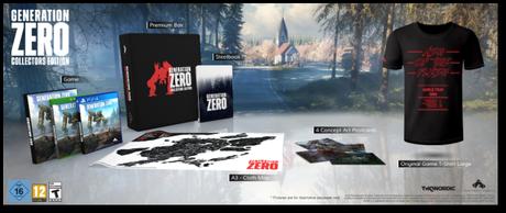 Generation Zero – Le trailer de lancement est dévoilé !