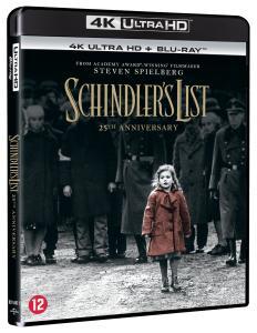 [Test Blu-ray 4K] La Liste de Schindler
