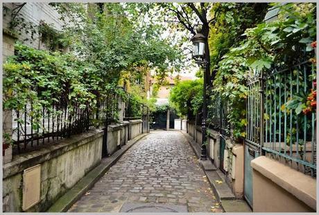 Rues Insolites de PARIS 10 ter