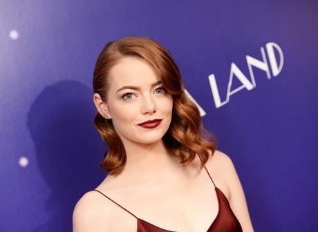 La sixième plus belle actrice rousse: La belle Emma Stone !