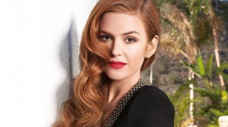 La neuvième plus belle actrice rousse: Isla Fisher !