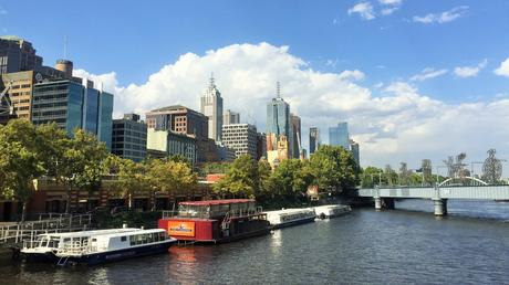 Escapade à Melbourne