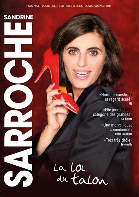 Ma découverte de la semaine : Sandrine Sarroche