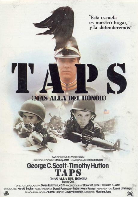 Taps (1981) de Harold Becker